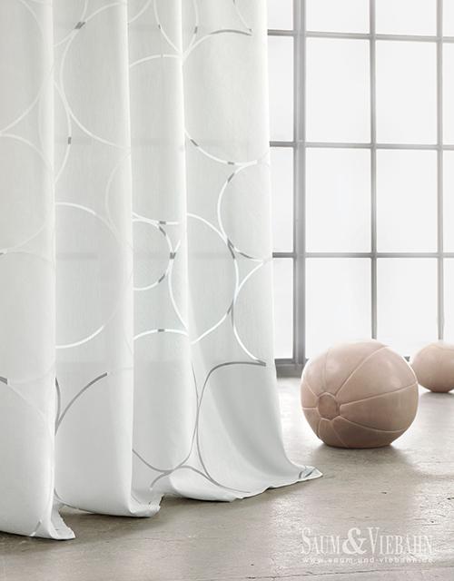 Fensterdekoration Schal  - Raumausstattung Wallner